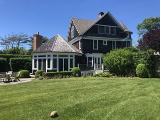 New to the market: near the Ocean in Amagansett and a short walk to town