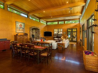Exceptional Lakefront Home on 3 Acres