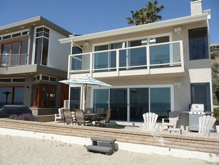 Amazingly Great Family Beach Home on the Sand