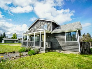 Central Tacoma! Large remodeled home!  Close To UPS, 6th Ave, and Proctor area