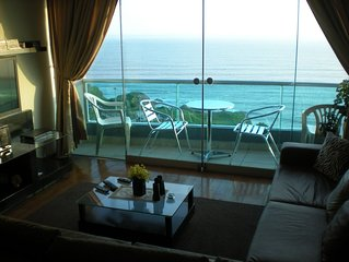 Ocean-Side Rental in Miraflores, Lima, Peru