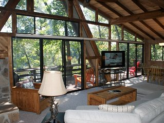 Whitetail Lakeside Retreat