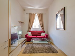 SAINT JULIAN'S 3 BEDROOM FLAT CLOSE TO SPINOLA BAY
