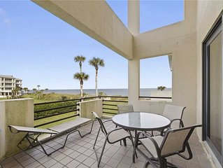 Spinnakers Reach 832, Ocean View, Pool, 3 Bedroom, Sleeps 8, Two Masters