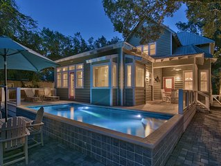 Magnolia: New Grayton Beach Rental Home with Beautiful Private Pool!