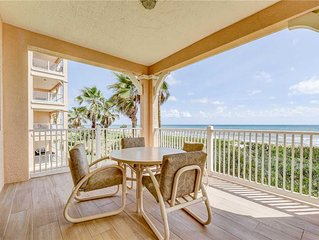 831 Cinnamon Beach, 3 Bedroom, Sleeps 8, Ocean Front, 2 Pools, Elevator
