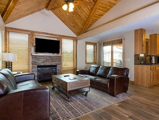 Dog-friendly. Rocky Mountain view. Conjoining luxury townhome