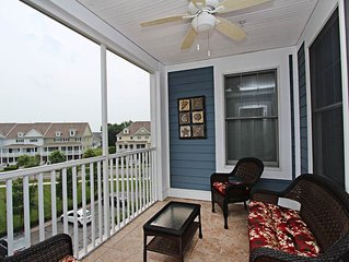 27304: 3BR+den Bayside Resort condo! Next to Sun Ridge pools, tennis & more!