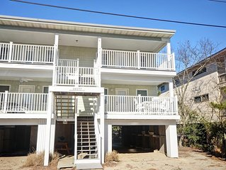 Great Condo in North Bethany, steps from the Beach!