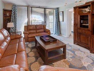 Hibiscus 301-D, Ocean View, 2 Bedrooms, 3 Pools, Tennis, WiFi, Sleeps 5