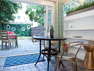 ❤ of Georgetown | Backyard | Full Kitchen | W/D  ☆☆☆☆☆