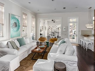 PET FRIENDLY Rosemary Beach Home 4BR/4.5BA W/Private Pool. 4 Bikes INCLUDED!