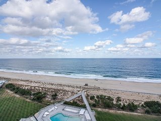 1503S: Panoramic Ocean Views! 2BR Sea Colony Oceanfront Penthouse Condo!