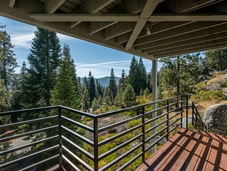 Huntington Lake condo with great views - near attractions
