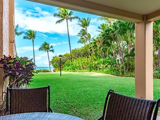 K B M Hawaii: Ocean Views, 2 Bdrm, Extra Large Corner Suite, 6th Night Free