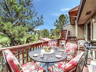 Pine Tree Haven, 2 Bedrooms, Fireplace, WiFi, Washer Dryer, Grill, Sleeps 6