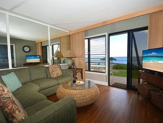 Free Rental Car, Oceanfront Condo With Pool Access