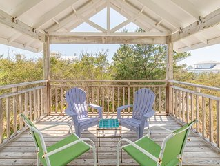 DEAL Apr 17-20 $1094 total☀️Walk2Bch-Wraparound Deck☀️2X Disinfected☀️Inlet Rose