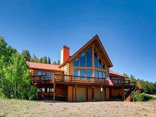 Historic Rollin' Sipal Ranch/5 bedroom/4 bath/Secluded Ranch Near Buena Vista