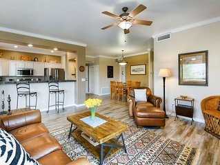 Beautiful Oro Valley condo with gorgeous views and shared pool & hot tub