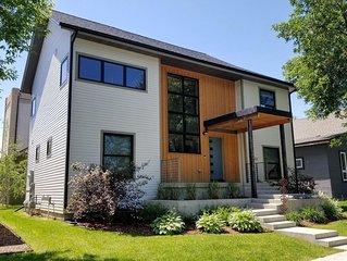 New Modern Home in the Northeast Neighborhood redevelopment district