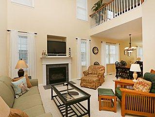 36461: Updated 4BR+loft, 3.5BA Bayside resort home - Golf, pools, tennis ...