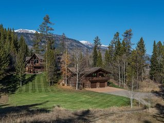 Abode on the Range | Great value! Amazing Estate with Teton Views!