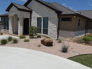 Large newer hill country home with great views!!!