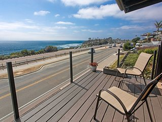 The Cardiff Surfer's Hideaway is 2 bedroom, oceanfront and ocean view paradise!