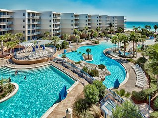 Waterscape 5th Flr B side - Closest 1 Bedroom to the beach -