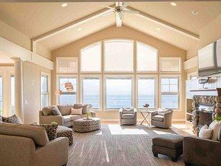 Luxury Estate private Lake Michigan Beach sleeps 30+