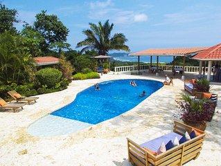 Best ocean views of Playa Guiones in all of Nosara