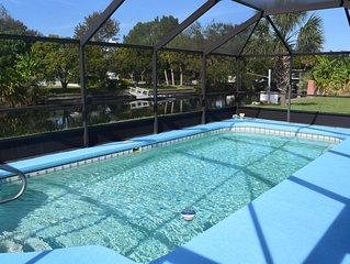 Pool Home on Canal 4/2