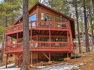 Flagstaff/Grand Canyon/Snowbowl/Williams/Sedona Area- Family Retreat w/ Permit