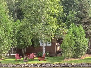 All Season Loon and Fish Cabins