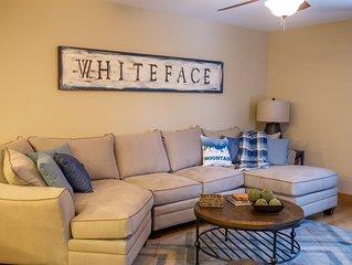 Placid Peaks House-Whiteface; 5 minute walk to Main Street & Mirror Lake