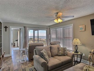 Wishing Star: OCEANFRONT Condo in Avon w/Community Pool
