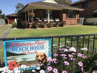 PLANTATION POINT BEACH HOUSE