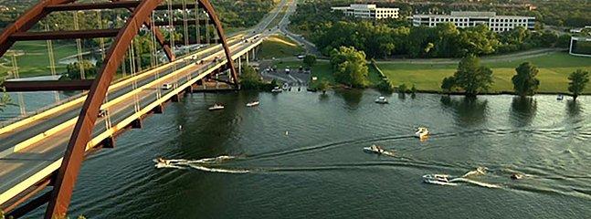 Penny Backer bridge. Boat docks, short  15 min. drive away ! Waterskiing anyone?