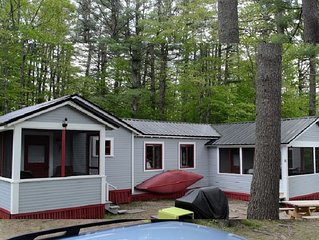 Lake Winnisquam Rental Cabin