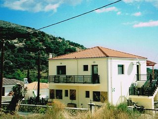 Detached Villa with Pool - 1 Bedroom Family apartment: (sleeps 4)