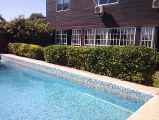 Private pool and garden - Enjoy with family and Friends