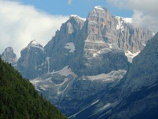 Voglia di montagna nel Parco Naturale Adamello Brenta