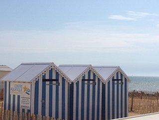 Appartement vue mer à Chatelaillon plage aux portes de La Rochelle