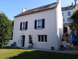 Maison avec jardin au centre de Pont-Aven