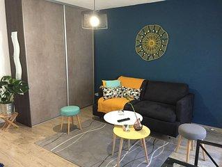 Beau studio meuble BAYONNE  Marracq