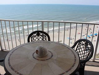 Spectacular Oceanfront Condo - One Ocean Place!!