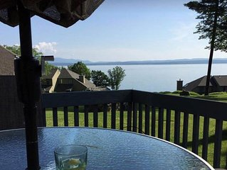 Stunning views of Lake Winnipesaukee from most every room.