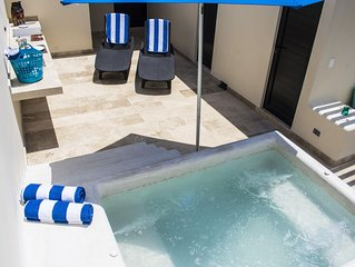 ★ Amazing PH ★Private ROOF & Jacuzzi★ Grupo Ya'zil