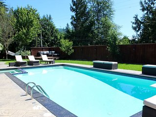 Wonderful Stay in West Vancouver Guest Suite near Sea, Ski and City